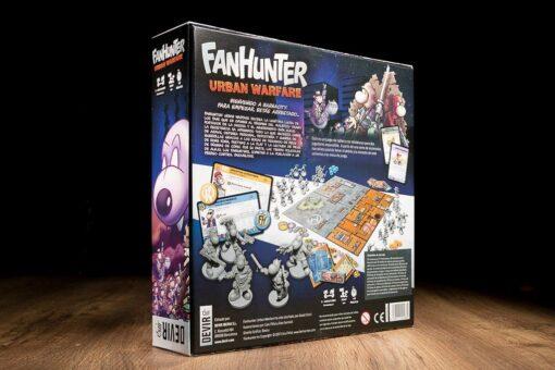 Comprar Fanhunter