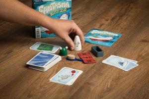 Fantasma Blirtz 2.0, juegos de mesa infantiles baratos