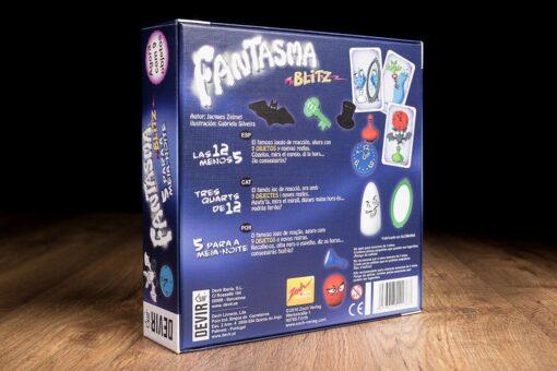 Comprar Fantasma Blitz Las 12 menos 5