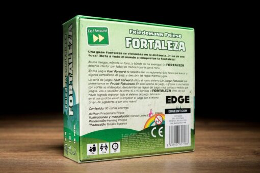 Comprar Fast Forward Fortaleza
