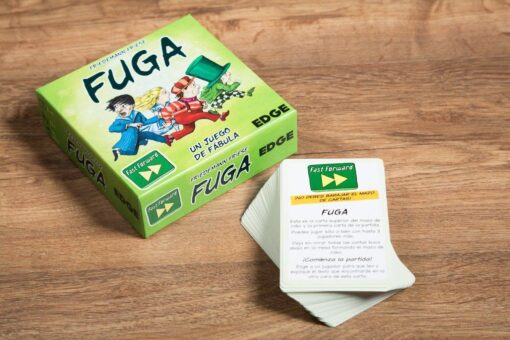 Comprar Fast Forward Fuga