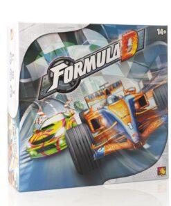 Fórmula D juego de mesa