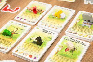 Frutas fabulosas, juegos de mesa de cartas frescos