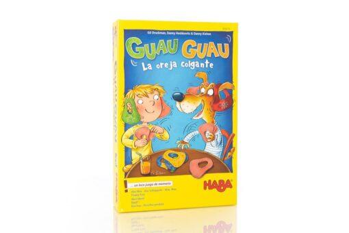 Guau Guau, La Oreja Colgante