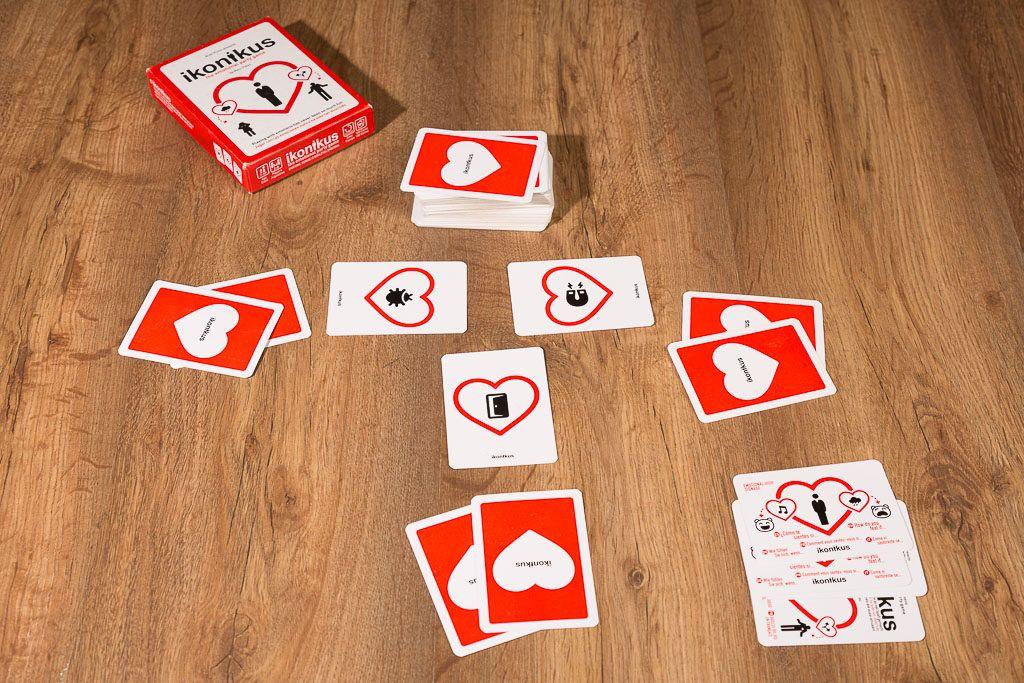 Ikonikus es uno de los juegos de mesa sin tablero
