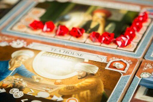 Istanbul el juego de mesa