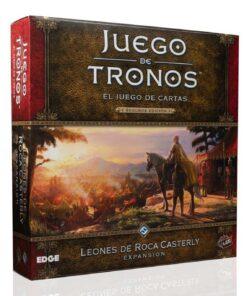 Juego de tronos LCG | Leones de Roca Casterly
