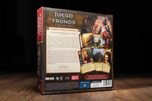 Juego de tronos LCG   Leones de Roca Casterly
