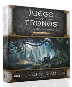 Juego de tronos LCG | Lobos del norte