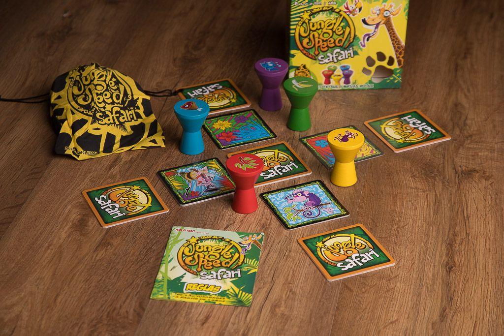 Juegos de mesa para los amantes de los animales, el juego perfecto