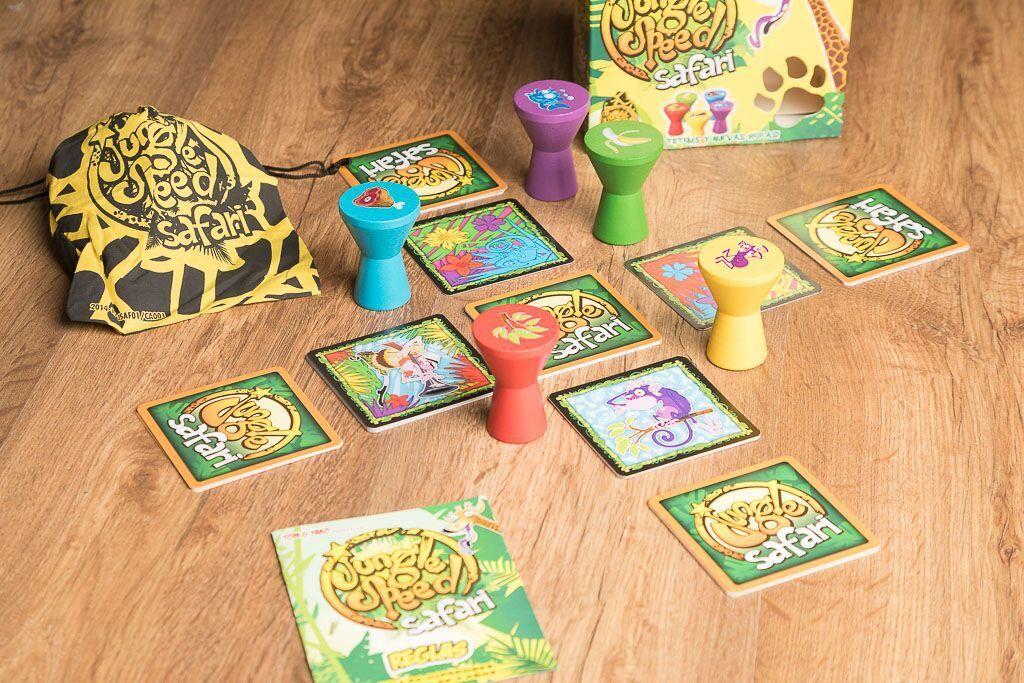Educar jugando for Juego de mesa jungle speed
