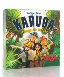 Karuba, juego de cartas