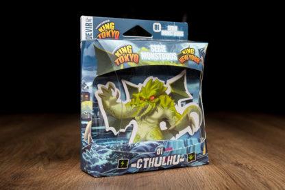 Comprar King of Tokyo   Serie monstruos   Cthulhu