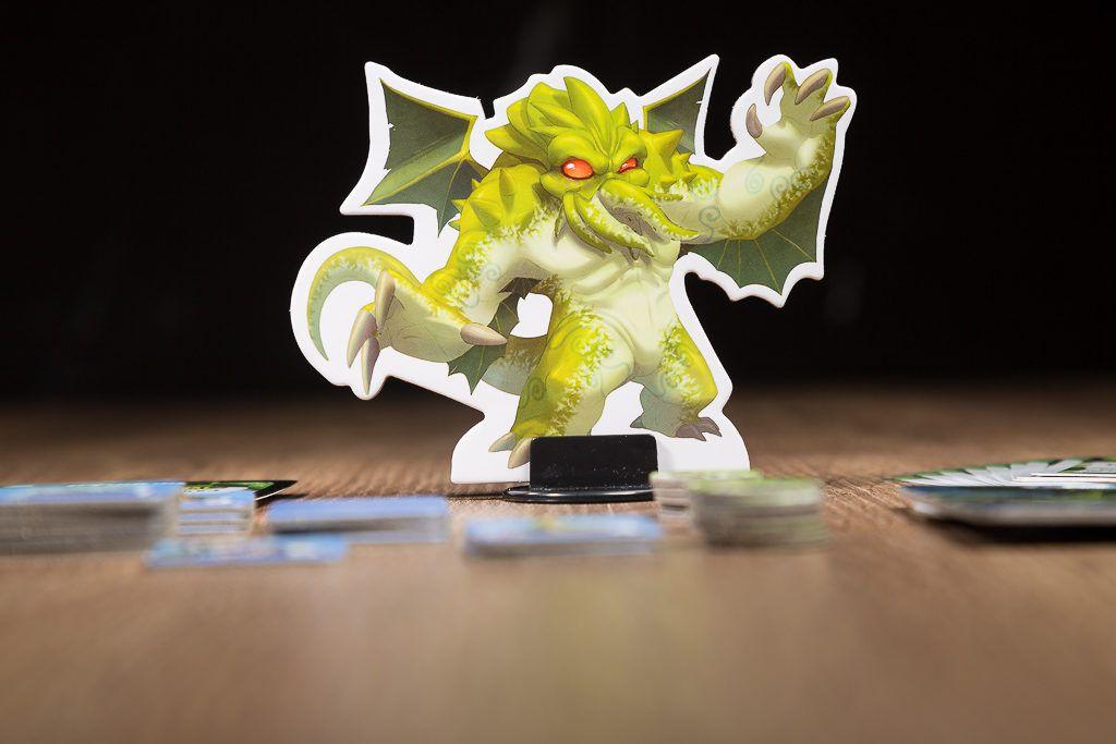 King of tokio monstruo cthulhu es uno de los juegos de monstruos