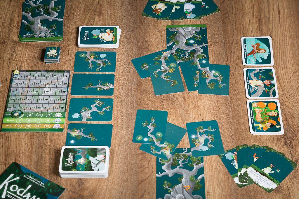Kodama es uno de los juegos de mosntruos