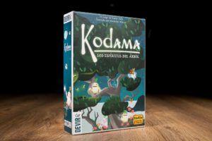 Kodama, otra de nuestras ofertas en juegos de mesa