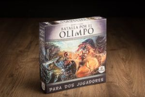 La batalla por el Olimpo, los mejores juegos de mesa de acción