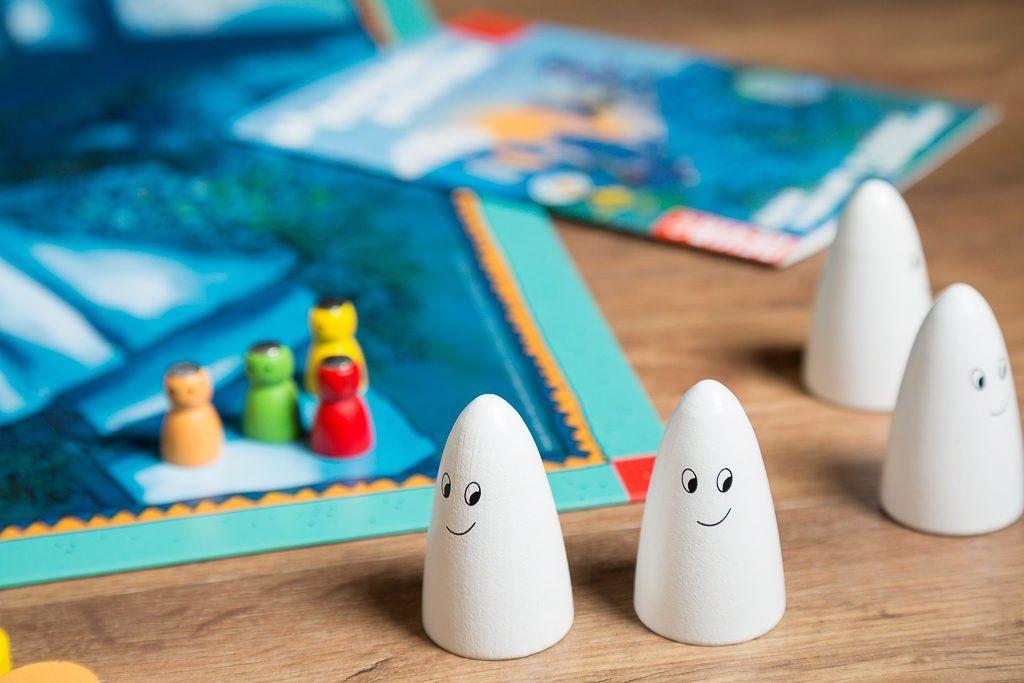 Seleción de juegos de mesa para niños de 3 a 5 años