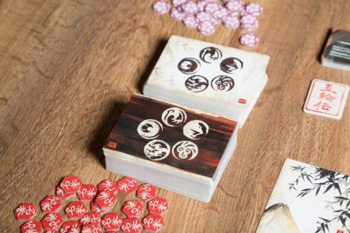 Comprar La Leyenda de los 5 anillos | El juego de cartas