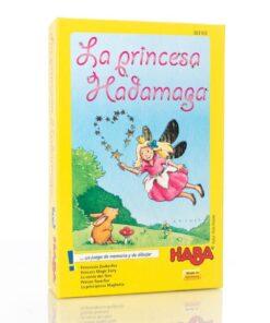 La Princesa Hadamaga haba
