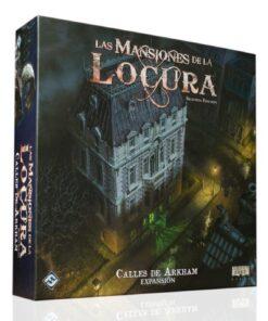 Calles de Arkham, Las Mansiones de la locura segunda edición