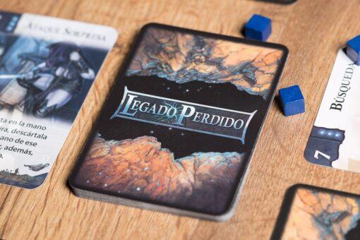 Comprar Legado perdido | Primera crónica | La nave y el jardín flotante