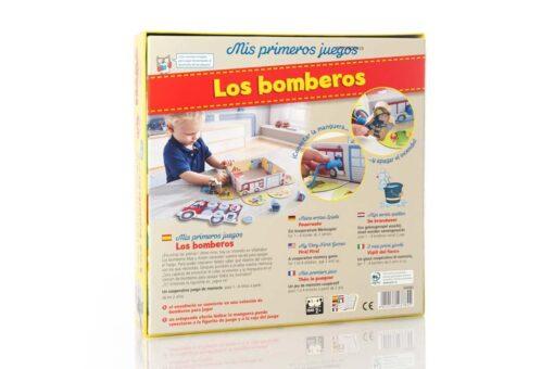 Mis primeros juegos: Los BomberosMis primeros juegos: Los Bomberos