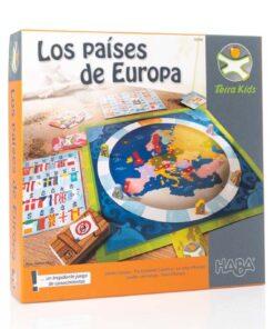 Terra Kids - Los países de Europa