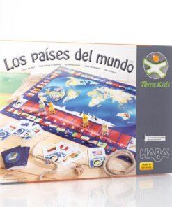 Terra Kids - Los países del Mundo