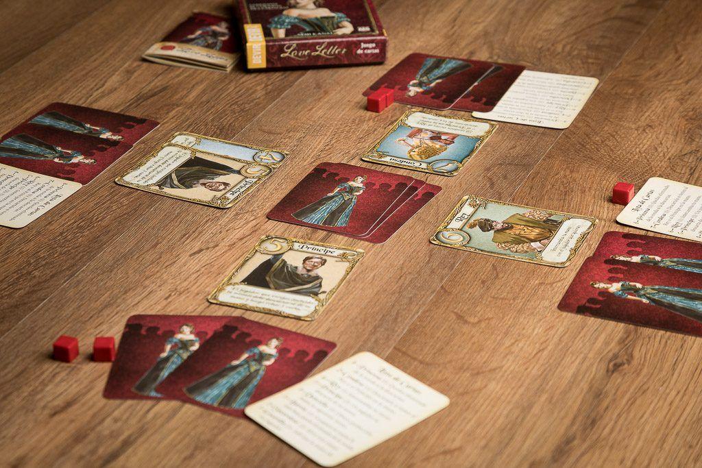 Love Letter, juegos de mesa por menos de 10 euros