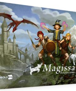 Libro de rol Magissa