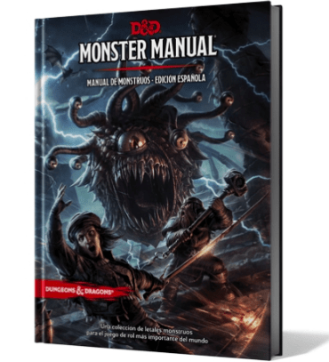 Manual de Monstruos D&D