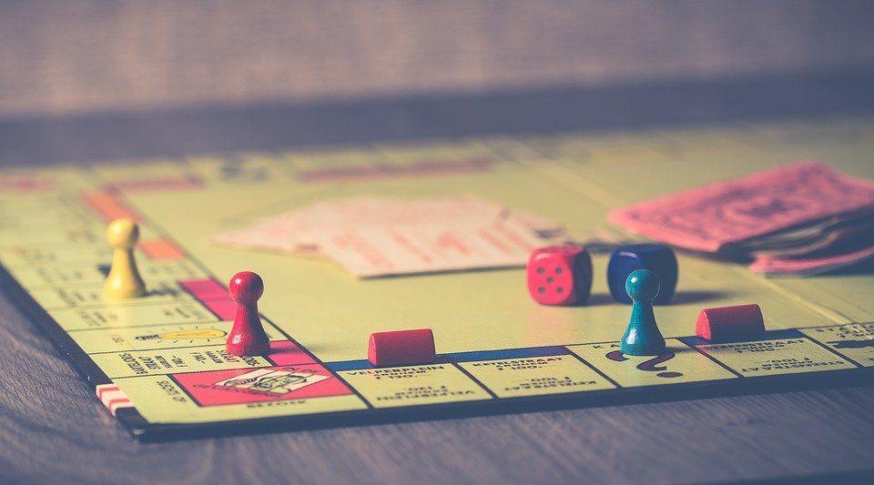 Monopoly, la historia de los juegos de mesa