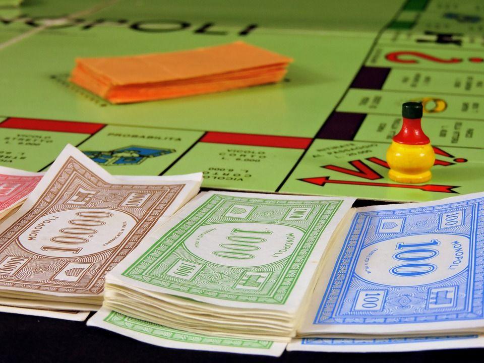 Monopoly, ofertas en juegos de mesa
