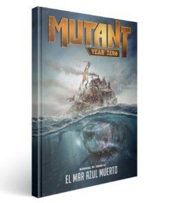 Mutant Manual de Zona 2 | El Mar Azul Muerto