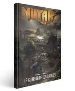 Mutant Manual Zona 1 | La guarida de los saurios