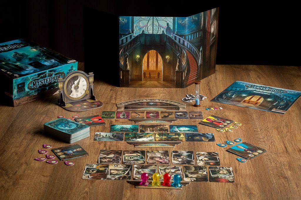 Juegos de mesa de terror para una fiesta de miedo for Formula d juego de mesa