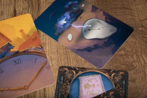 Cartas de Mysterium Secrets & Lies