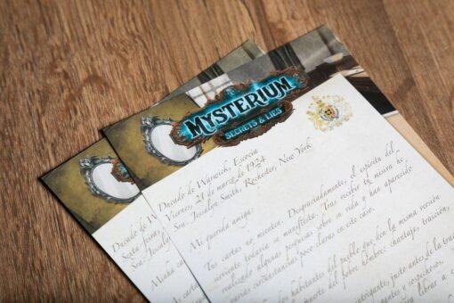 Reglas de Mysterium Secrets & Lies