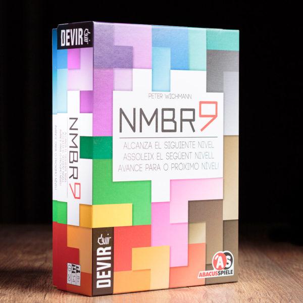 Comprar Nmbr9