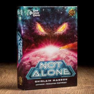 Caja del juego Not Alone