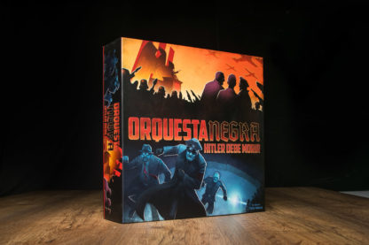 Orquesta negra: Hitler debe morir