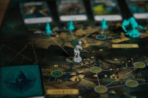 Pandemic El reino de Cthulhu