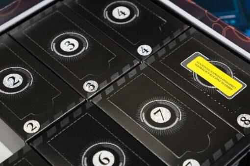 cajas secretas Pandemic legacy primera temporada