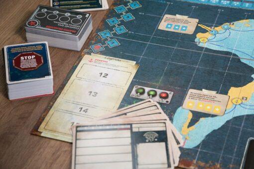 cartas Pandemic legacy segunda temporada