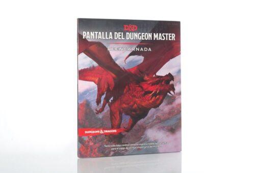 Pantalla del Dungeon Master