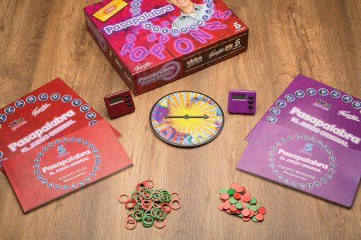 Pasapalabra juego de mesa
