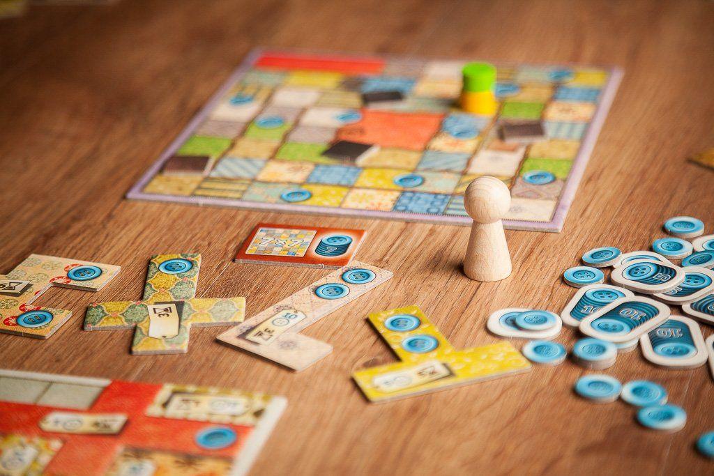 Juegos de mesa para mejorar la orientaci n espacial for La resistencia juego de mesa