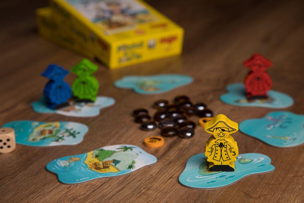 Piratas de la suerte, juegos de mesa por menos de 10 euros