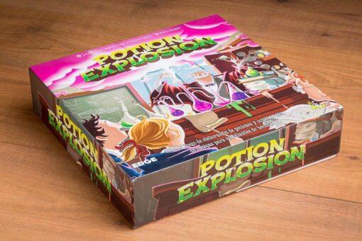 Potion Explotion juego de agilidad visual.